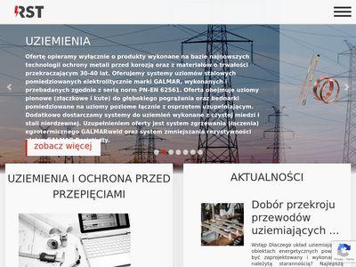 Rst.bialystok.pl - systemy uziemień