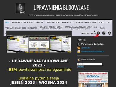 Uprawnienia-budowlane.pl