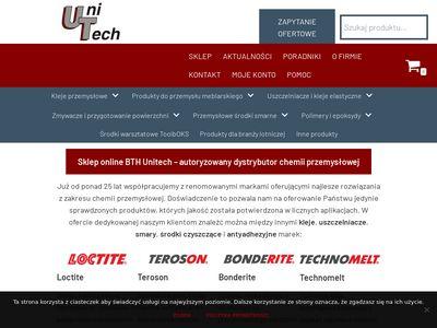 Unitech.rzeszow.pl - produkty Loctite