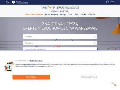 Tur-nieruchomosci.pl biuro Warszawa