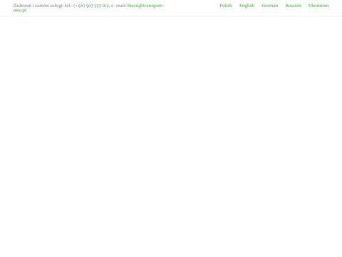 Transport-owo.pl firma przeprowadzkowa