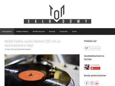 Tonskladowy.pl - blog muzyczny