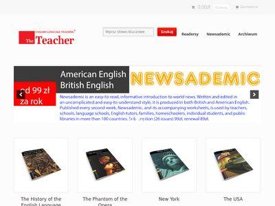 Teacher.pl czasopisma dla anglistów