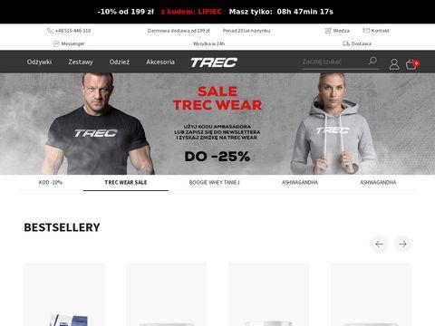Trec.pl suplementy diety i odżywki sklep