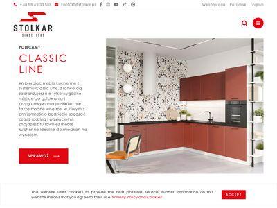 Stolkar.pl meble na wymiar - fabryka