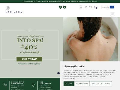 Naturativ.pl - kosmetyki naturalne