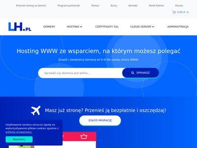 LH.pl - cloud serwer