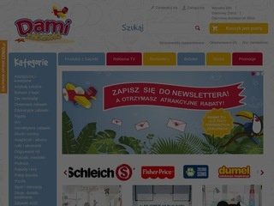 Manfi - zabawki sklep internetowy