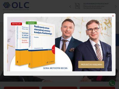 OLC Kancelaria - pomoc frankowiczom