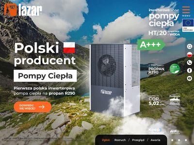 Hkslazar.pl - pompy ciepła