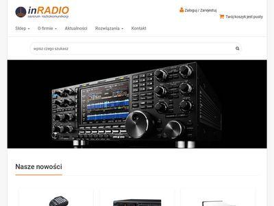 Inradio.pl - sprzęt krótkofalarski