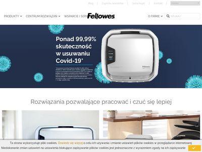 Fellowes.pl producent niszczarek