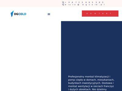 Dgcold.pl - klimatyzacja Śląsk