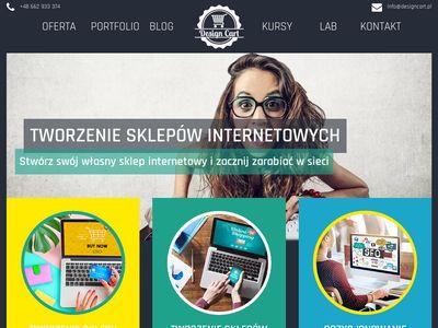 Design Cart - sklepy internetowe