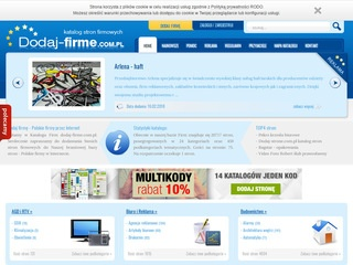Dodaj-firme.com.pl katalog firm
