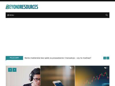 Beyondresources.pl