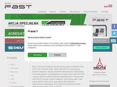 Bthfast.pl - deutz części