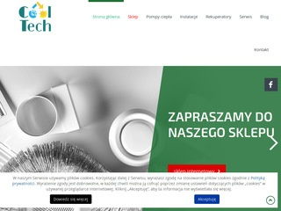 Cooltechekoenergia.com.pl