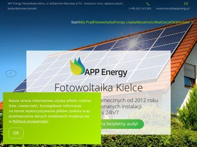 Appenergy-kielce.pl fotowoltaika