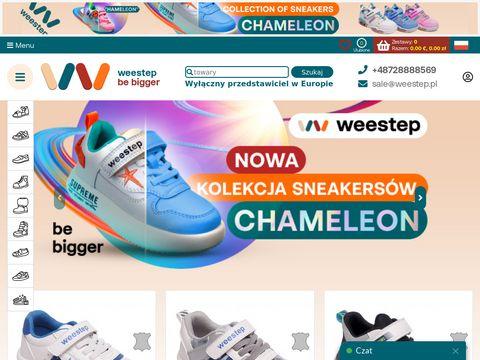 Weestep.pl - buty dla dzieci hurt