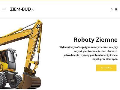 Ziembud.eu - prace i roboty ziemne