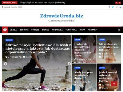 Zdrowieuroda.biz portal informacyjny