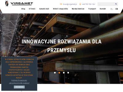 Virgamet.pl stal dla lotnictwa