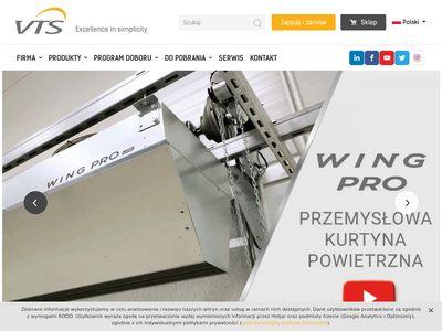Vtsgroup.pl system klimatyzacji