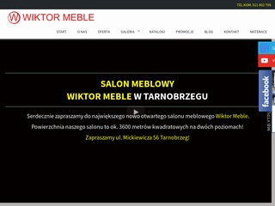 Wiktormeble.pl aranżacja wnętrz