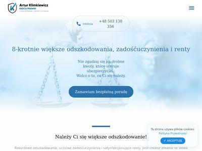 Wieksze-odszkodowanie.pl Lublin
