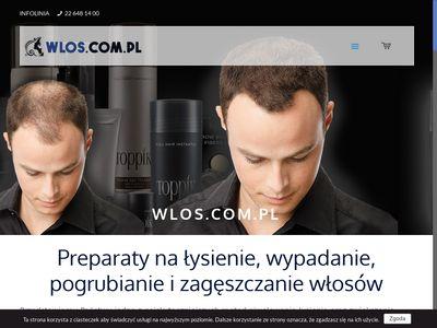 Wlos.com.pl - zagęszczanie włosów