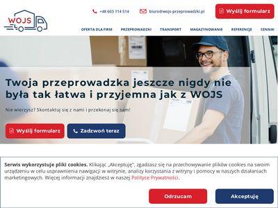 Wojs-przeprowadzki.pl usługi transportowe