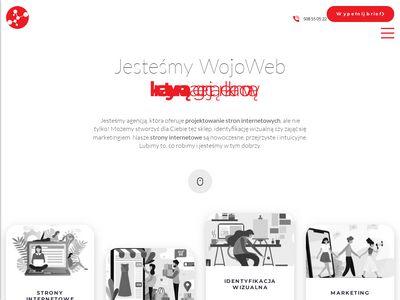 Wojoweb.pl tworzenie stron Kraków