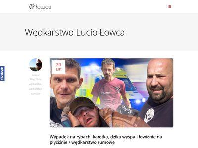 Wedkarstwo.lucio.pl - sklep wędkarski