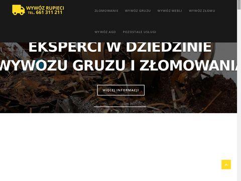 Wywozrupieci.pl - gruzu