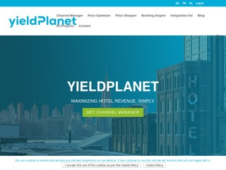 Yieldplanet.com - revenue management