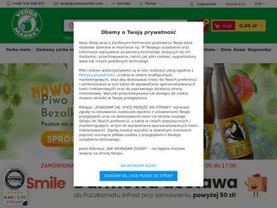 Yerbamarket.com - sklep