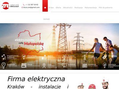 zre.malopolska.pl projektowanie