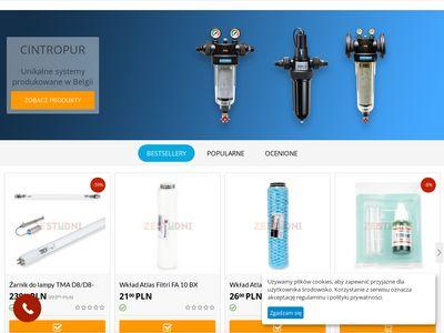 Zestudni.pl urządzenia do uzdatniania wody