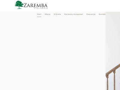 Zaremba-meble.pl schody wewnętrzne