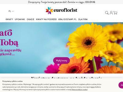 Twojekwiaty.pl dostawa kwiatów