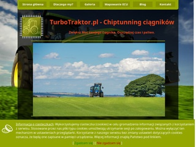 Turbotraktor.pl podwyższanie mocy