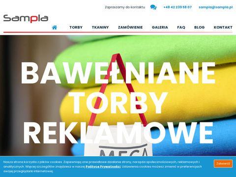 Torbybawelniane-sampla.pl