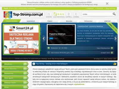 Top Strony Katalog