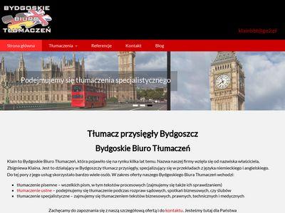 Bydgoskie Biuro Tłumaczeń