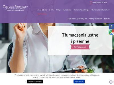 Tlumaczniemieckiwalbrzych.pl
