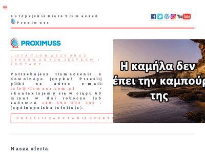 Ekspresowe ogólnopolskie biuro tłumaczeń