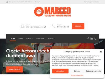 Technikidiamentowe.pl cięcie betonu Leszno