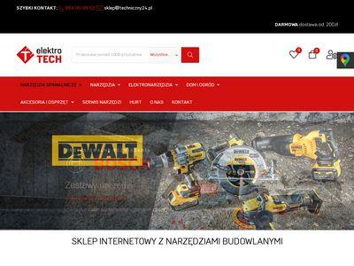 Techniczny24.pl - sklep z narzędziami