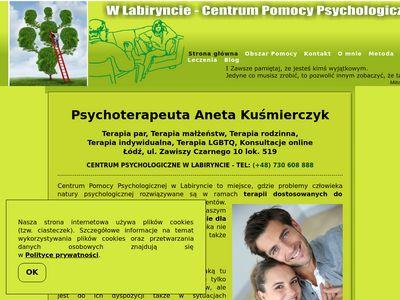 Terapia-wlabiryncie.pl dla par - Łódź
